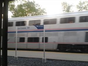 LaCrosse Amtrak