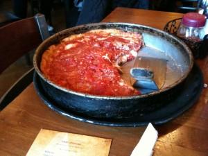 Lou Malnati's Chicago Deep Dish Pizza